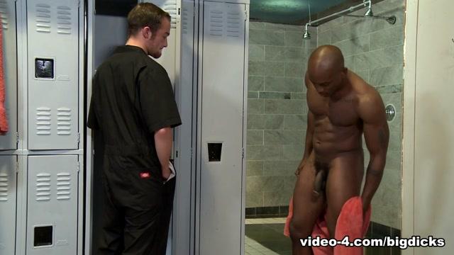 Osiris Blade & Derek Reed in Janitor Service Video - ExtraBigDicks painful breasts butterflies some discharge