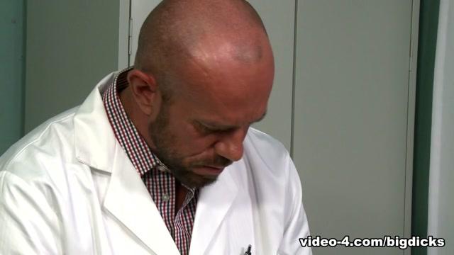 Alexander Greene & Matt Stevens in Turned On By My Doctor Video - ExtraBigDicks free celebrity sex comics