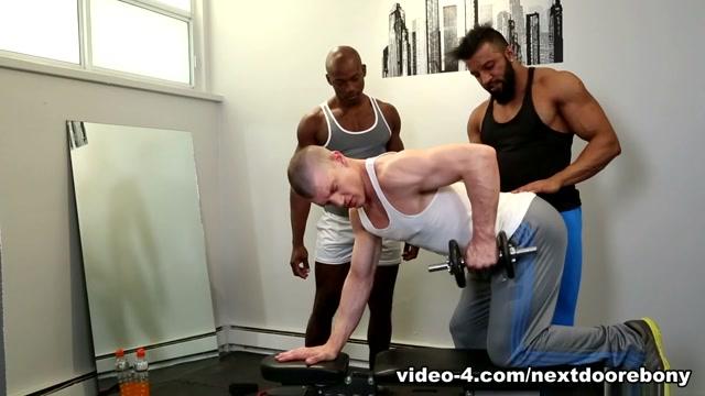 Osiris Blade & Caleb King & Damian Flexxx in Humping Iron XXX Video - NextdoorEbony Anna asian busty ohura picture