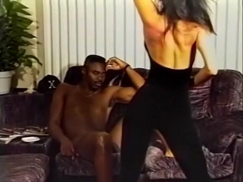 Exotic pornstar in crazy interracial, brunette adult movie