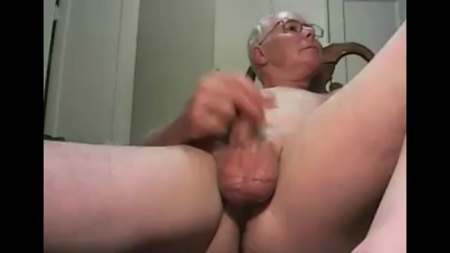 Grandpa stroke on cam 6 naked girl riding cock