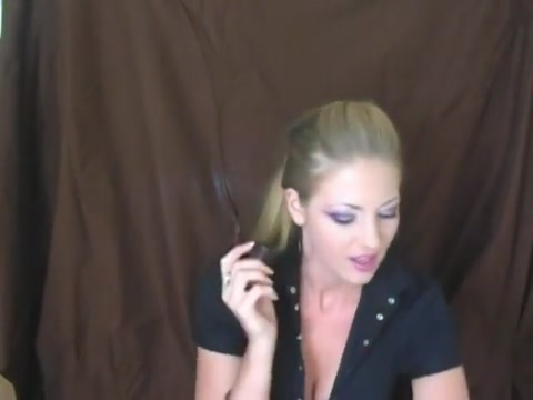 Sexy and sophisticated lady smoking her pipe How to tell if a girl loves you over text