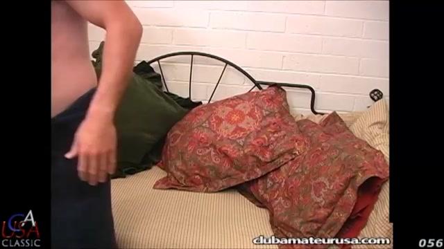 Classic CAUSA 056 Zack - ClubAmateurUSA Ebony gay bottoms