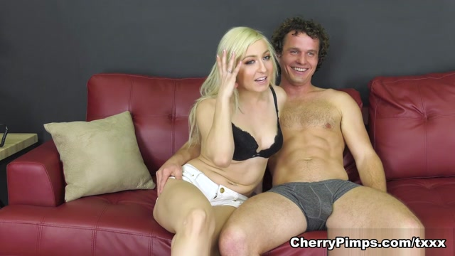 Robby Echo Valerie White in Bubbly Petite Valerie - WildOnCam lesbian strap on site