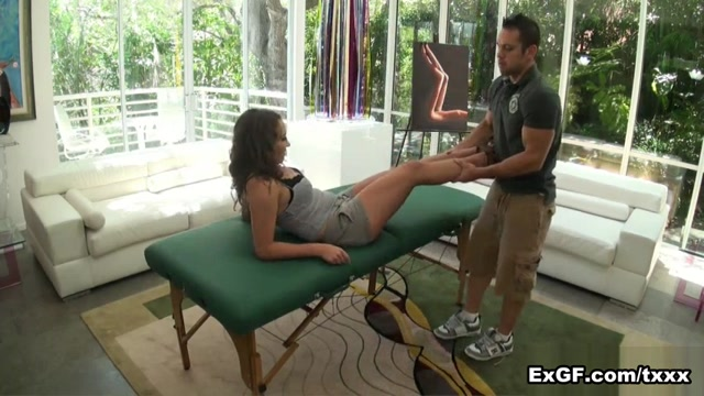 Lily L in Physical Elation - EXGF wont you put the pussy on me