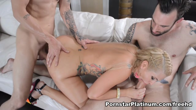 Savana Styles in First Time DP Anal - PornstarPlatinum list of top porn stars