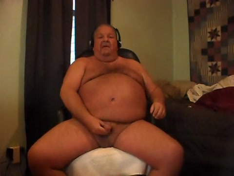 Chubby daddy bear likes cum Big silicone tits pics