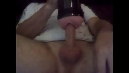 Fucking my fleshlight expo las porn vegas