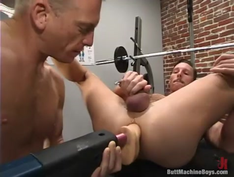 Steve Pierce and Billy Wild in Buttmachineboys Video ricki white and sienna west porn