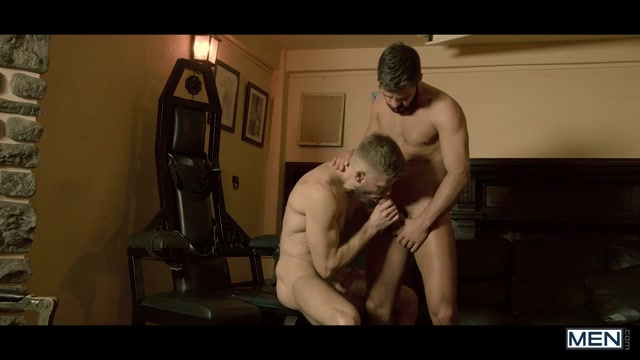 Hector De Silva & Matt Anders in Language Barrier Part 3 - Str8ToGay nigeria girls fucking video