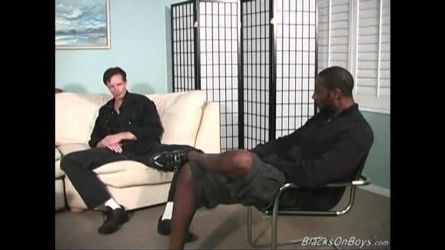 Hung white twink gets assbanged by blacks how to make penis extender