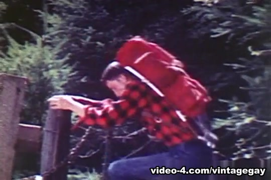 VintageGayLoops Video: Backpacking With The Boys Moveing pic of milfnaked