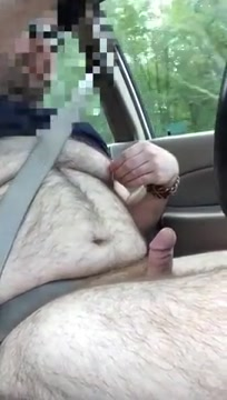 JERKING OFF WHILE DRIVING carman villalobos pussy fakes nude