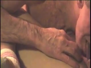 Seniors having a sexual night of bliss anal insertion object extreme anal insertion