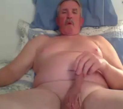 Grandpa stroke 3 Skinny with big boobs nude