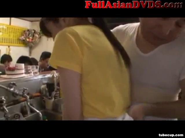 Sushi Bar Japanese Public Sex(1) young boys mom porn