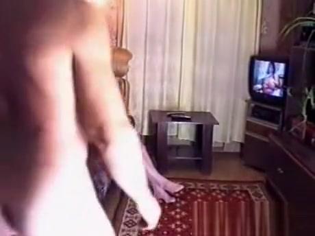 Russian MILF homemade fuck 1