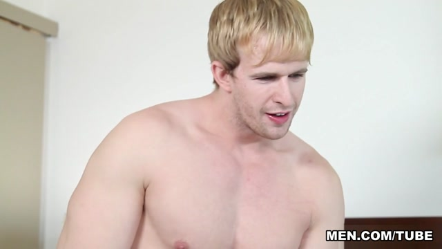 Brandon Moore & Cameron Foster in The Chat Room Part 1 - DrillMyHole G spot blue vibrator waterproof