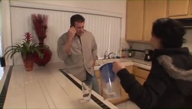 Incredible pornstar Eve Evans in amazing blowjob, big dick sex clip