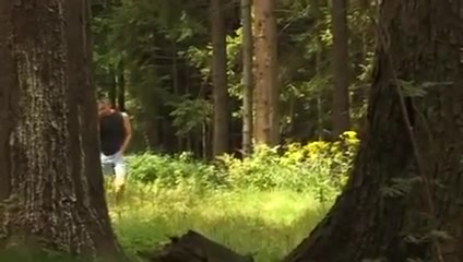 Fucking in the Forest Matures and young porn