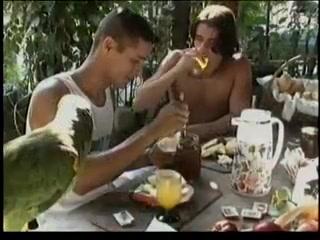 Brasilian Sex On The Beach Free extreme female orgasm video