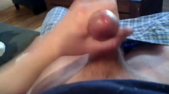 Gushing pre-cum minutes before actual cumshot Hot tiny milf asses
