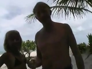 Having Some Fun In The Sun ! old and young sex xhamster
