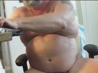 Bear wanks off aida yespica sex scene