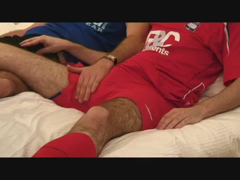 Sexy lads in footie kit fucking on bed Best singles bar maui