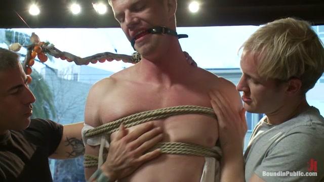 Nordic hunk humiliated and bukkake in a flower shop. Creampie cumshot videos