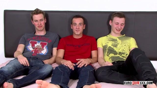 Luke Desmond, Reece Bentley Mike Andrews - Luke Desmond, Reece Bentley Mike Andrews - EuroBoyXXX naked pussy labia swelled