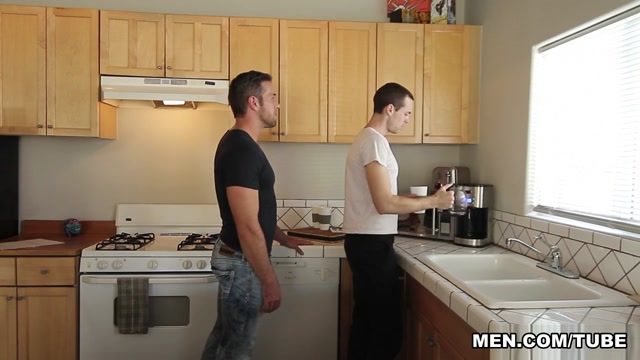Alex Mecum & Darin Silvers in Watching My Husband Part 1 - DrillMyHole very fat girl sex with slim boy