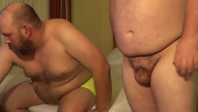 Handsome bears and good time 01 Mature assfuck