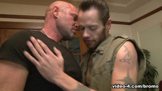 Chad Brock & Damon Dogg in Fuckd Stoopid Scene 3 - Bromo Hairy mature milf in stockings doubles up