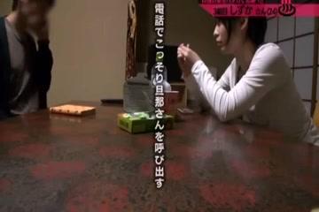 Japanese Hot Springs Retreat-cen. Cute hot girls make lesbian sex