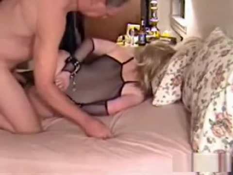 Roped MILF wife used as sextoy Husband addicted to big ass porn why