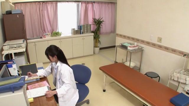 Fabulous Japanese slut in Amazing Nurse JAV video