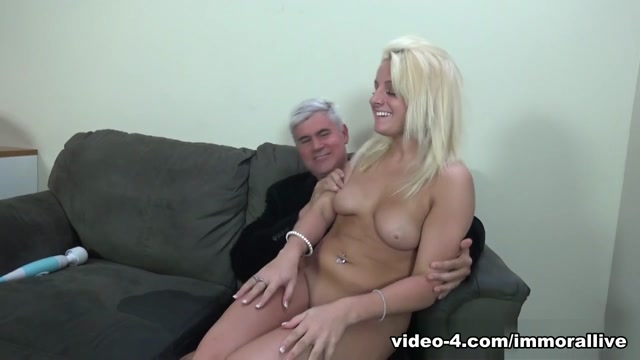 Cali Westwood Infatuated By The Porno Professor