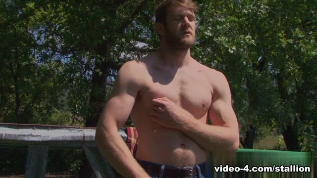 Colby Keller in Alone On The Range, Scene #04 ebony mistress charlize bbw