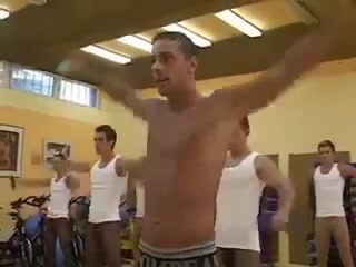 Boys fucking after aerobics Agry Buisniss