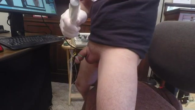 First Milking Attempt With Electricity Bachelorette Party Fuck Stripper