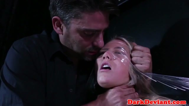 Cocksucking Aj Applegate tormented by maledom Local girls in Chascomus