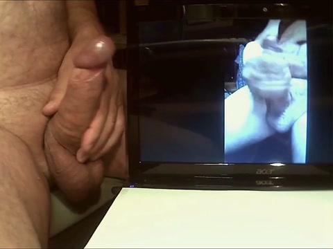 Tribute - jerking fun and cum film gay porno en francais