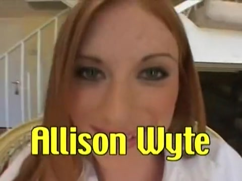 Allison Wyte Straight A Student real sex free videos