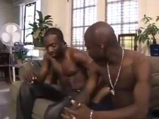 Black Couple Barebacking Pre-seed low sperm