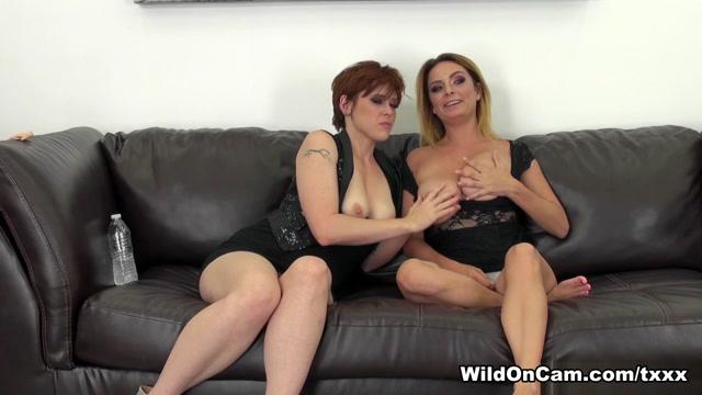 Jana Jordan & Karlie Montana in Karlie and Jana - WildOnCam My first threesome story