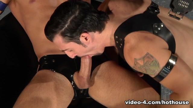 Jimmy Durano & Alexander Garrett in The Sub Scene best sex position for car