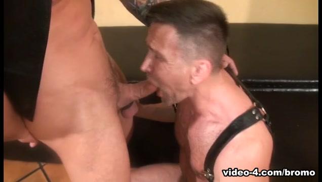 Kyle Savage & Matt Sizemore in Daddy Raunch - Bromo Bbw hairy black pussy fuck clips