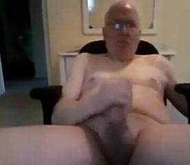 Grandpa stroke 5 Threesome lesbian porn