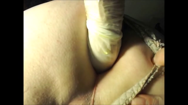 Fuck me with this dildo Ebony lesbian fingering dyke babe in couple
